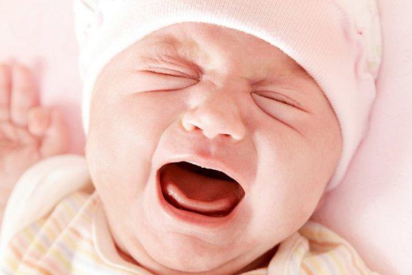 Beba koja plače, Foto: Anna Omelchenko/Shutterstock