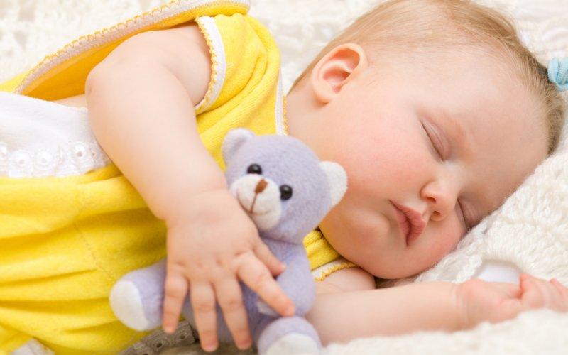 dojenje i noćno spavanje