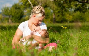dojenje štiti okoliš