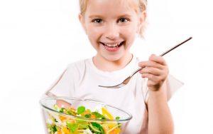 zdrava hrana za djecu