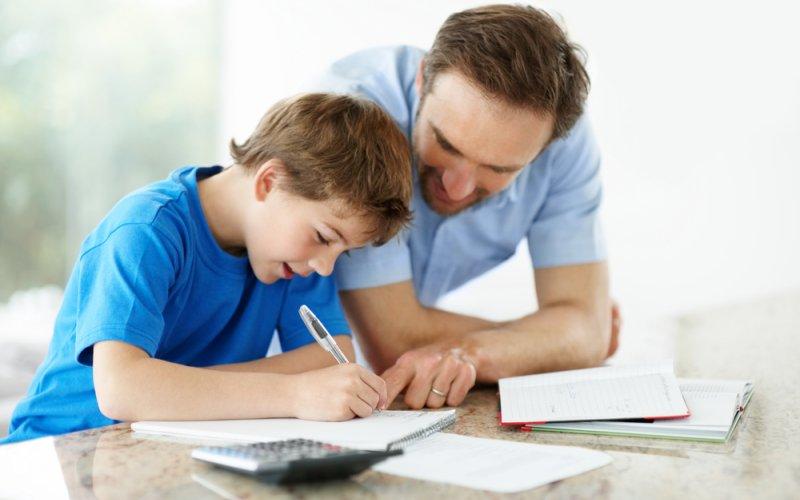 kako pomoći djeci s domaćom zadaćom