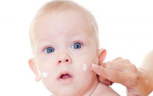 suha koža kod bebe