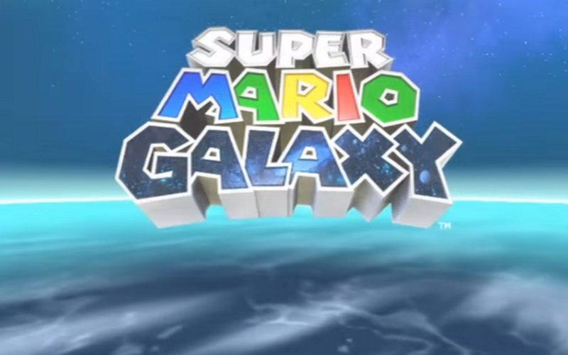 super mario galaxy igrica
