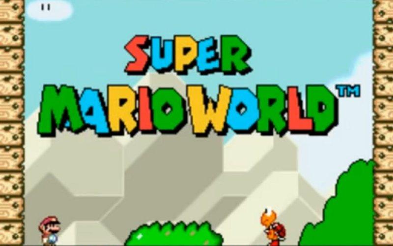 super mario world igrica