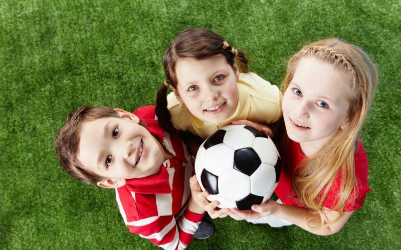 djevojčice na nogometu