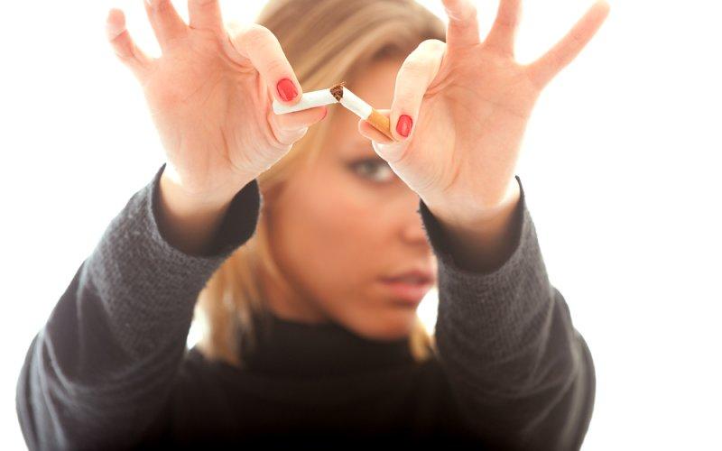 bacanje cigareta