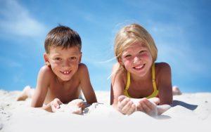 djeca na moru
