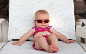 beba na odmoru