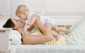 mama i beba
