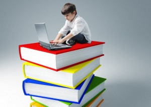dijete za računalom