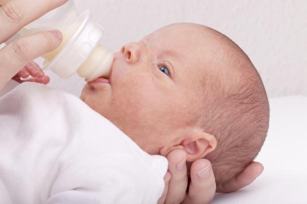 Beba i uvođenje bočice
