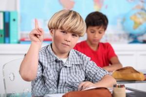 dijete u školi