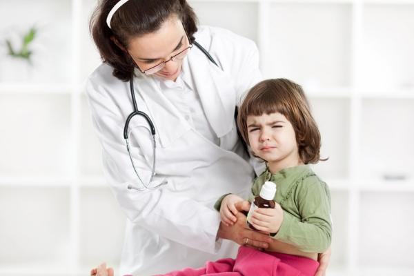 dijete kod liječnika