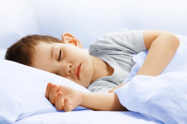 Vrijeme za spavanje kod dijeteta