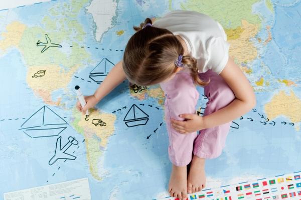 Putovanje s djetetom