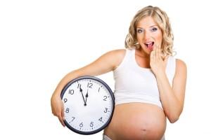 vrijeme je za porod