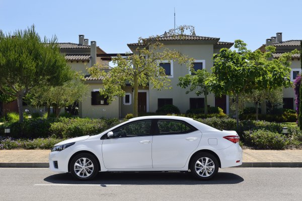 Nova Toyota Corolla