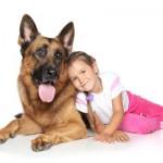 dijete i pas