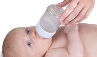 Kako ublažiti grčeve kod beba