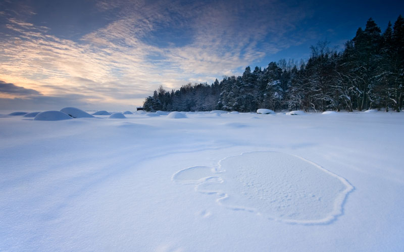 zima finska
