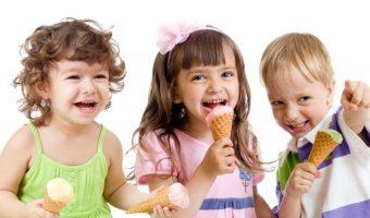Zdravi slatkiši za djecu
