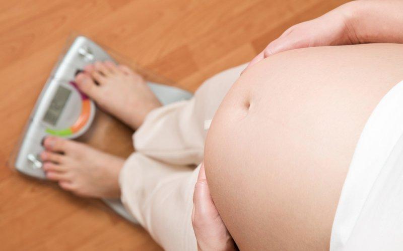kilogrami u trudnoći