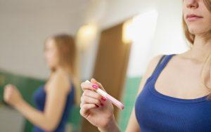 prvi test za trudnoću