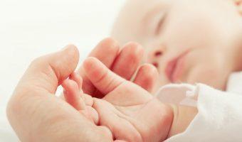 Žutica kod novorođenih beba