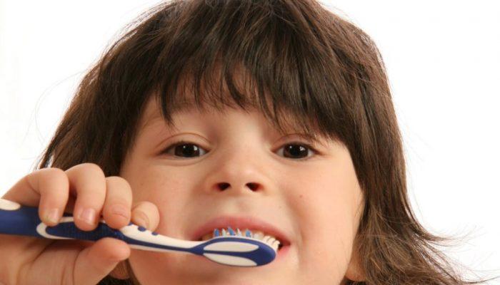 Oralna higijena do 2 godine