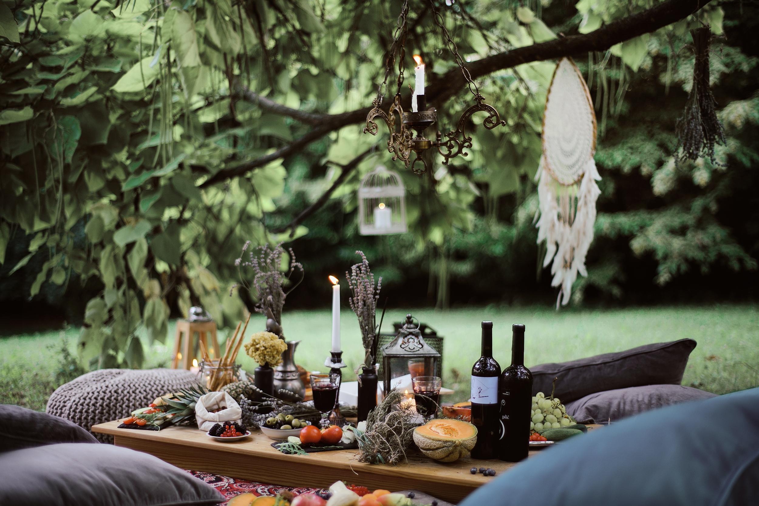 Mali piknik