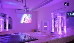 Snoezelen - senzorna soba